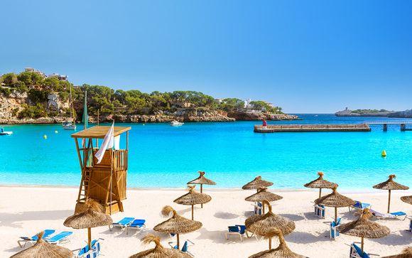 España Palmanova - Hotel Fergus Bermudas 4* desde 195,00 €