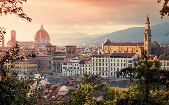 Italia Florencia  NH Anglo American 4* desde 85,00 €
