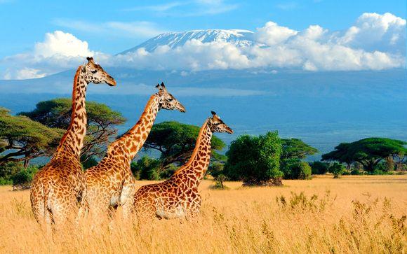 Kenia Diani Beach - Baobab Beach Resort 4* y Safari desde 1.271,00 €