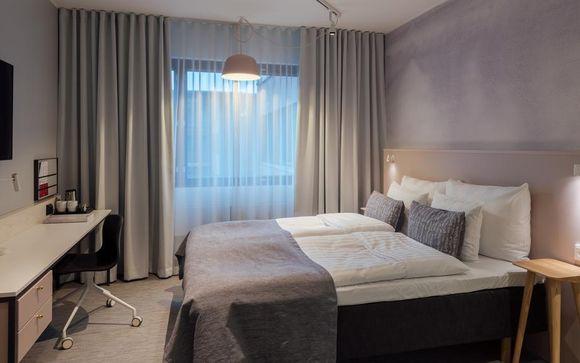Original Sokos Hotel Presidentti 4* (con la opción 2)