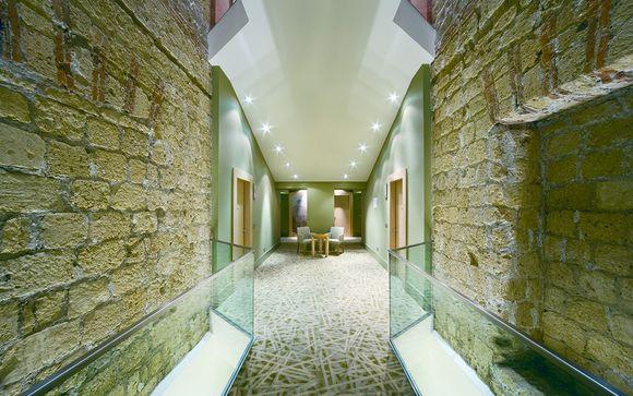 Italia Nápoles - UNA Hotel Napoli 4* desde 43,00 €