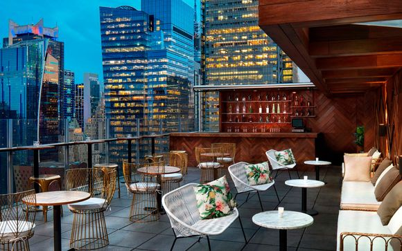 DoubleTree by Hilton Times Square West 4* (solo con opción 2)