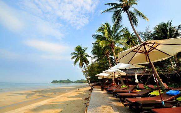Combinado Rembrandt Hotel Bangkok 4* y Panviman Koh Chang Resort 4* con Voyage Prive en Bangkok Tailandia