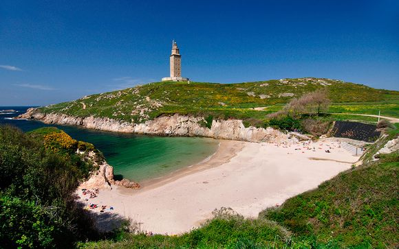 A Coruña te espera