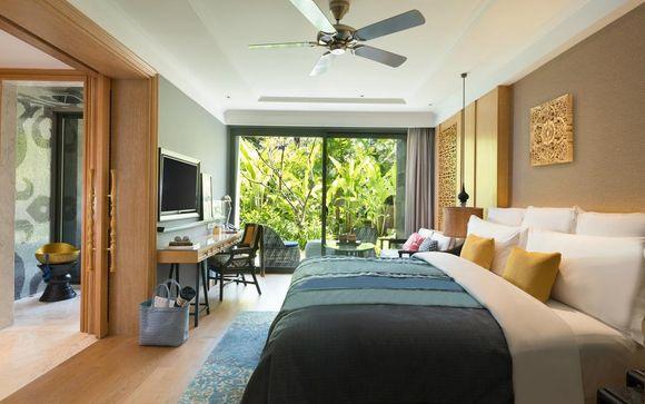 Hotel Indigo Bali Seminyak Beach 5*