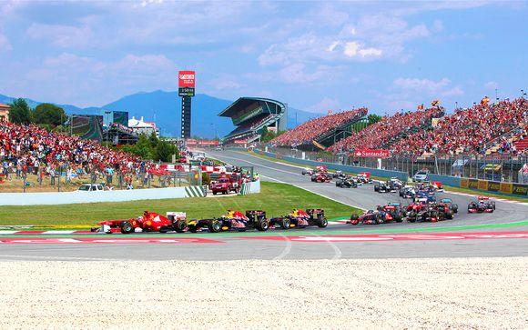 Fórmula 1 Cataluña