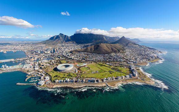 Descubre Ciudad del Cabo con excursiones