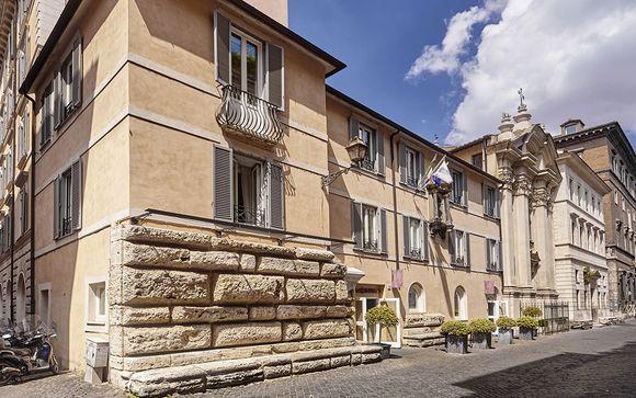 El Hotel Indigo Rome - St. George 5* le abre sus puertas