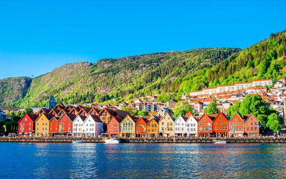 Descubre Noruega en Fly and Drive