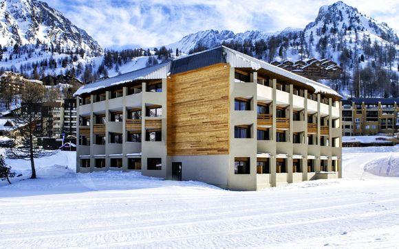 Residence Le New Chastillon 4*