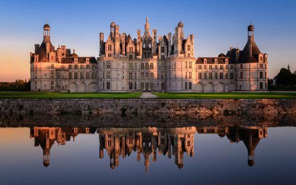 Francia Blois - Puente de octubre en los castillos del Loira desde 595,00 €