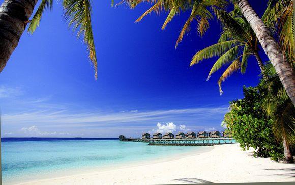 Dubái y Maldivas te esperan