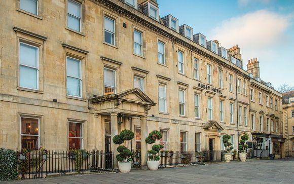 Abbey Hotel Bath 4*