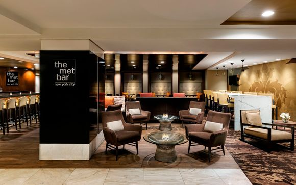 DoubleTree by Hilton Metropolitan New York City 4*