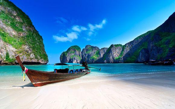 Extensión a Phuket (Opción 2)
