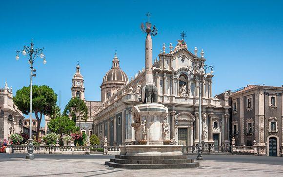 Italia Catania NH Catania Centro 4* desde 75,00 €