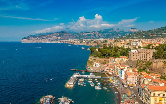 Italia Sorrento - Hotel Carlton International 4* desde 189,00 €