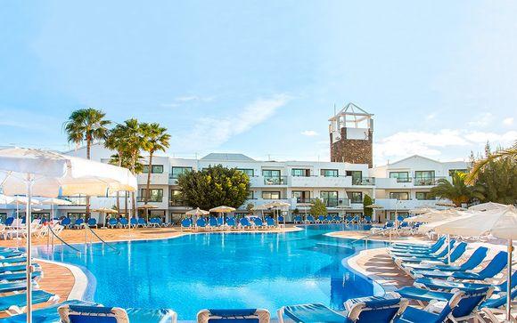 Lanzarote Costa Teguise Be Live Experience Lanzarote Beach 4*