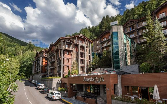 Anyós Park The Mountain & Wellness 4*