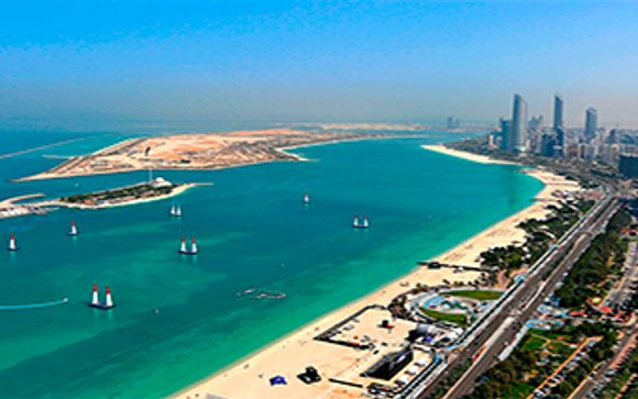 ¡Completa tu estancia en Dubái! (solo para oferta 2)