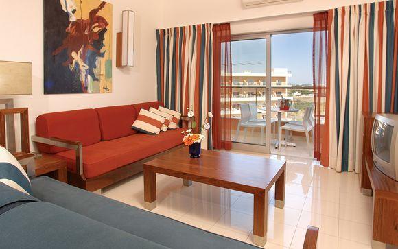 Hotel Apartamento Balaia Atlántico 4*