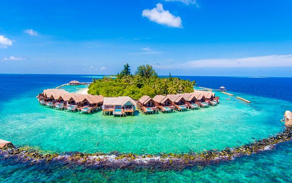 Maldivas Kuda Rah - Amaya Resort Kuda Rah 5* desde 1.690,00 €