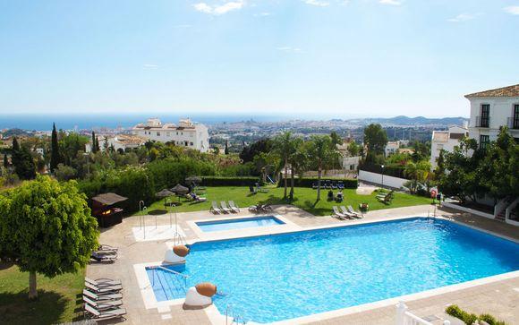 España Fuengirola - Hotel ILUNION Hacienda del Sol 4* desde 89,00 €