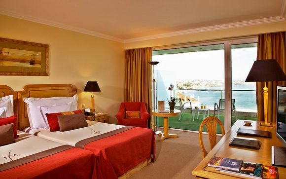 Hotel Cascais Miragem 5*