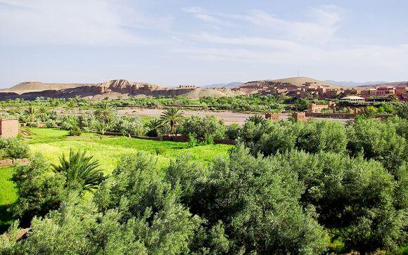 Extensión a Agadir