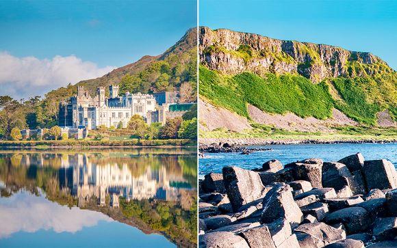Paisajes y Castillos de Irlanda con extensión opcional en Belfast