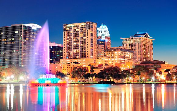 Wyndham Orlando International Drive 4*