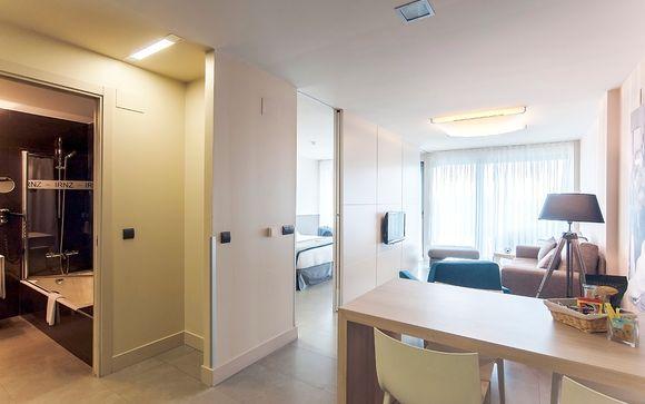 Irenaz Resort Hotel Apartamentos