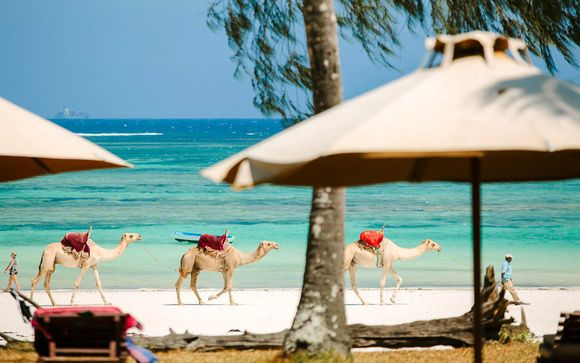 The Sands at Nomad 5*, en Diani Beach