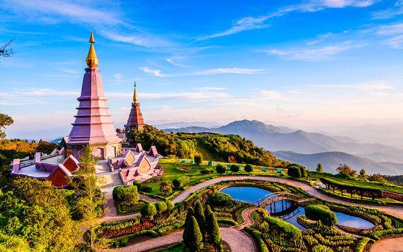Esplendor Tailandés: Triángulo de Oro, Río Kwai y Krabi