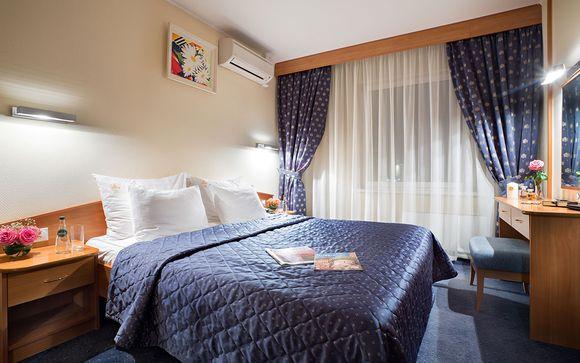 Best Western Plus Vega Hotel 4*