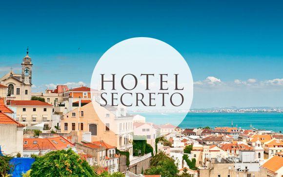 Portugal Lisboa - Tu Hotel Secreto 4* desde 82,00 €
