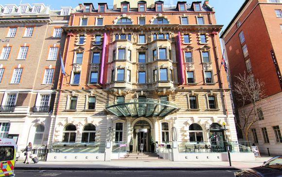 El Hotel Ambassadors Bloomsbury 4* le abre sus puertas