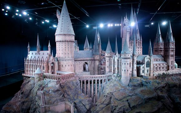 Entrada a Harry Potter Studio