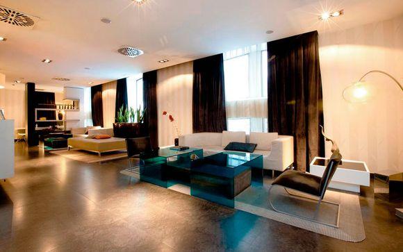 Hotel Sercotel Ciutat D'Alcoi 4*