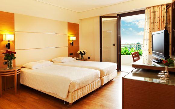 Hotel Miramare Eretria 4*