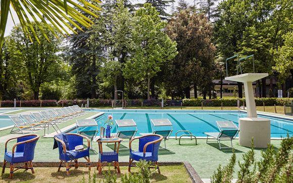 El Grand Hotel Terme Catrocaro 4* le abre sus puertas