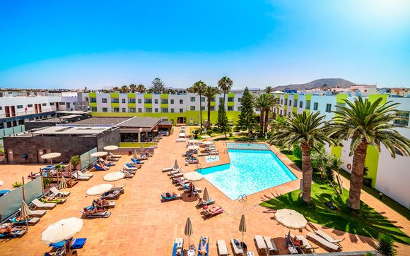 Hotel THe Corralejo Beach 4*