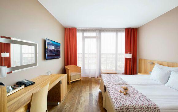 Hestia Hotel Europa 4*