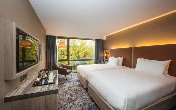 Doubletree by Hilton - Hotel London Kingston Upon Thames 4*