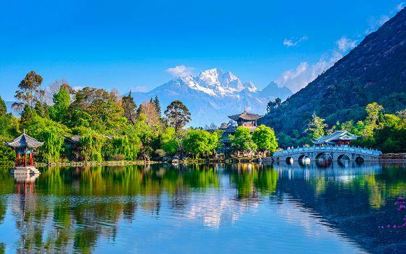 Colores de Yunnan con extensión a Shanghái
