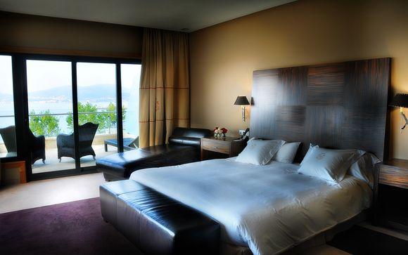 España Vigo - Pazo Los Escudos Hotel &amp Spa Resort 5* desde 67,00 €