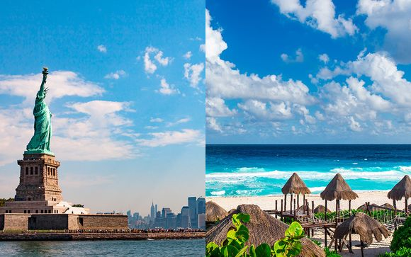 México Cancún - Freehand New York 4* y Dreams Riviera Cancun Resort & Spa 5* desde 1.181,00 €