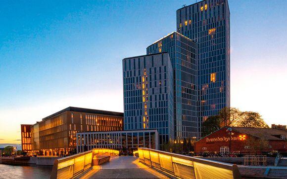 Dinamarca Copenhague - Clarion Hotel & Congress Malmö Live 4* desde 120,00 €