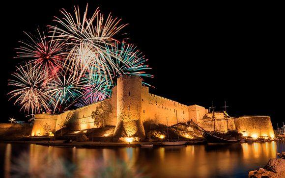 Fin de Año en Chipre