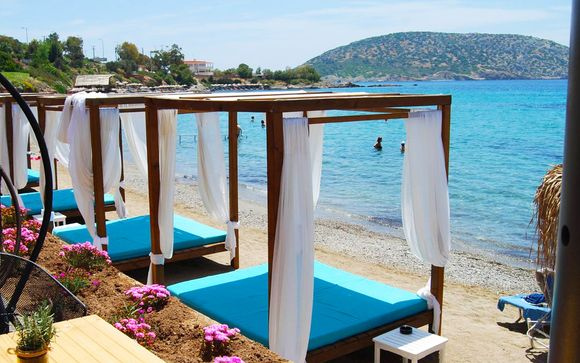 Grecia Atenas Eden Beach Resort 4* desde 205,00 €